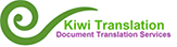 Kiwi Translation Retina Logo