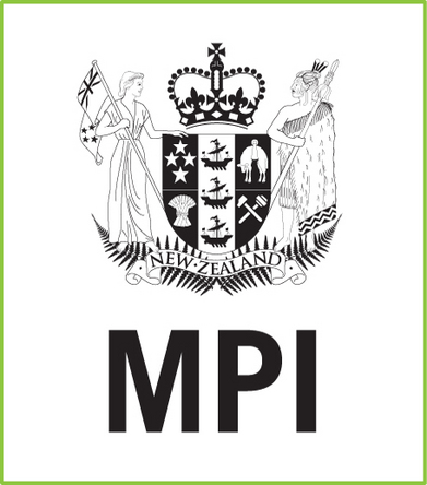 MPI Ministry for Primary Industries Logo