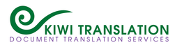 Kiwi Translation Logo